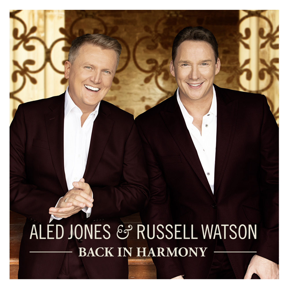 Aled Jones & Russell Watson - Back In Harmony